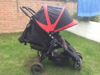 City Jogger double pushchair.
