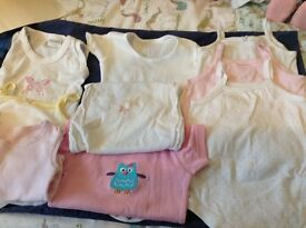 12-18 months girls vests