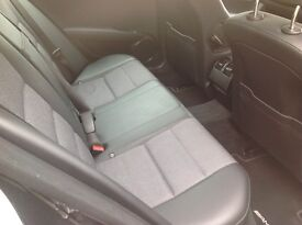 Mercedes Benz C250 CDI Blue Efficiency Sport, AMG body styling, automatic gearbox.