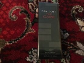 DAVIOFF (Game)100ml new & sealed original item bargain