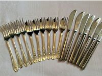 Set of Cake/Dessert Cutlery