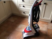 Bissell deluxe carpet cleaner. Almost new, only used twice
