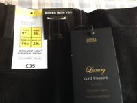 Brand new with tags. Men's Marks & Spencers trousers