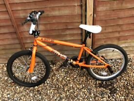 X rated BMX bike