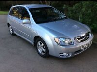 2006 KIA * GENUINE 78.000 MILES * FULL YEARS M.O.T * SOLD WITH .3. MONTHS WARRANTY INCLUDED * *
