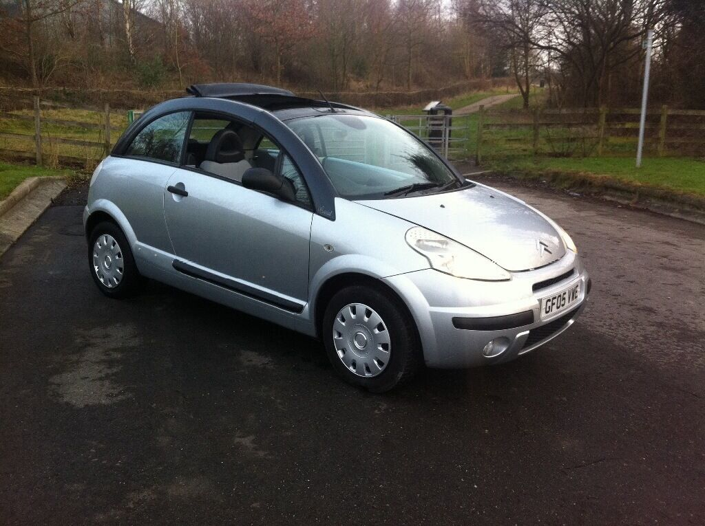 citreon c3 convertible only 42 thousand genuine miles in nottingham nottinghamshire gumtree. Black Bedroom Furniture Sets. Home Design Ideas