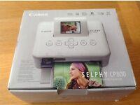 Canon Selphy CP 800 Compact Photo Printer