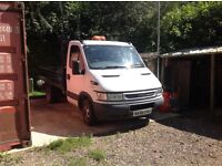 Iveco daily 2.3, 3500kg tipper 2006 mbw