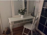 Refurbished Laura Ashley console table