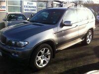 \\ JUST ARRIVED // 04 BMW X5 3.0 DIESEL SPORT, FSH, 151000 MILES,