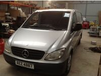 Mercedes Vito 111CDI Excellent Runner. Reliable 9 months Psv