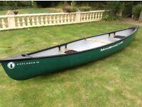 Mad River Explorer 14 Canoe...... Canadian Open Boat Kayak