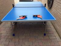 Cornilleau First Outdoor Table Tennis Table, in Excellent Condition
