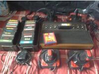 Atari 2600 games console.