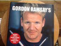 Gordon Ramsey's Sunday lunch cook book