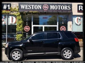 2010 GMC Terrain SLE*BLUETOOTH*MICHELIN TIRES*A MUST SEE!!