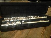 Rosetti silver students flute