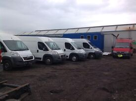 Fiat ducato,Citroen relay,Peugeot boxer, for parts all models from 1999/2014 all parts available