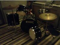 Large drum kit