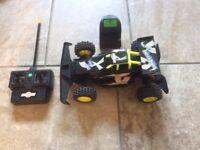 Hitari 4328 Turbo King RC Car + Remote Control + Battery + Charger