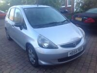 Honda Jazz 1.2,new mot and clutch