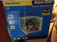 Fish tank plus other bits