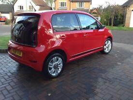 Volkswagen up ! Beats edition, low mileage, 5 door