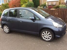 Honda Jazz 1.4 i-DSi SE 5dr 2008 Manual low mileage £2550 Ono