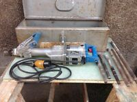 110Volt Kango 900 Concrete Breaker, Together With Kango Transformer