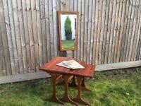 Vintage G plan nest tables