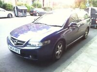 2004 HONDA ACCORD 2.2 i CTDI EXECUTIVE TOURER ESTATE, ONLY 82K, ONE PREVIOUS OWNER, LOW MILEAGE