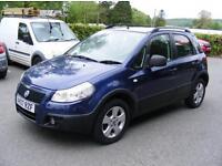 Fiat Sedici 1.6 petrol 4x4 perfect condition