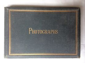 Photo Album by A B Ovenstone