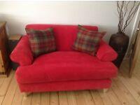 DFS Cuddler Sofa