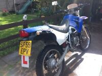 Hyosung yx-r 125 (Honda xl copy). OFFERS WILL BE IGNORED