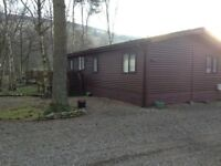 Riverside Wooden Lodge / Holiday Home For Sale