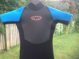 Child's Shortie TWF Wetsuit