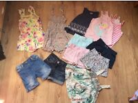 Girls age 3-4 bundle of clothes