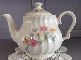 China Floral Tea Pot.