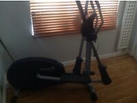 Bremshey fitness trainer hardly used good condition.