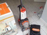 Vax Rapid Ultra carpet washer,