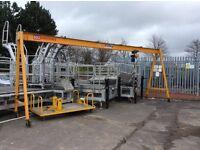 Electric Kone crane 250kg
