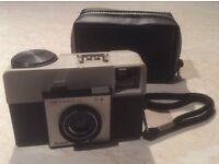 Kodak Instamatic 25 Camera incl. case