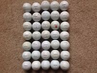 TITLEIST Prov1 GOLF BALLS X 35