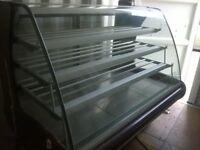 Shop refridgerated display cabinet