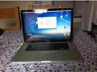 "15"" 2009 Macbook Pro 2.53 Ghz 4GB RAM - 500 GB hard drive"