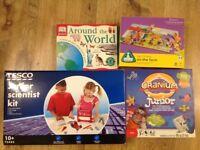 Game Bundle (Peppa Pig, Barbie, Lego, Minion, Disney, Christmas)