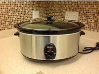 Delta kitchen 6L slow cooker