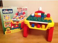 Chicco Flip and Play Activity Table