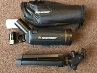 Celestron C70 Mini Mak Spotting Scope with Tripod